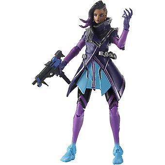 """Video game consoles ultimates series sombra 6"""" blizzard action figure"""