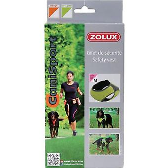 Zolux Canisport Safety Vest Green (Dogs , Dog Clothes , Coats and capes)