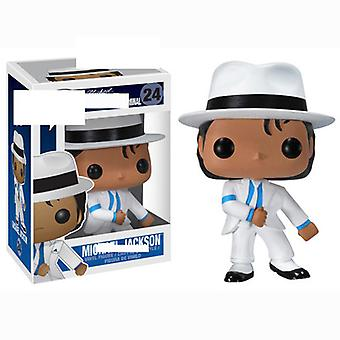 Pop Michael Joseph Jackson Anime Modello di personaggio