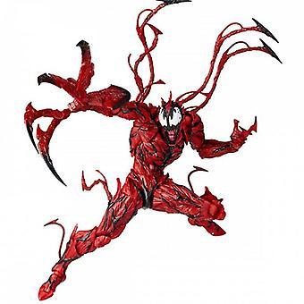 Yamaguchi Marvel Carnage Spiderman Venom Action Figure Model Toys
