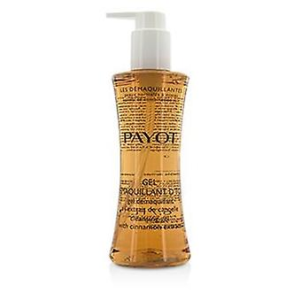 Payot Les Demaquillantes Gel Demaquillant D'tox Cleansing Gel With Cinnamon Extract - Normal To Combination Skin - 200ml/6.7oz