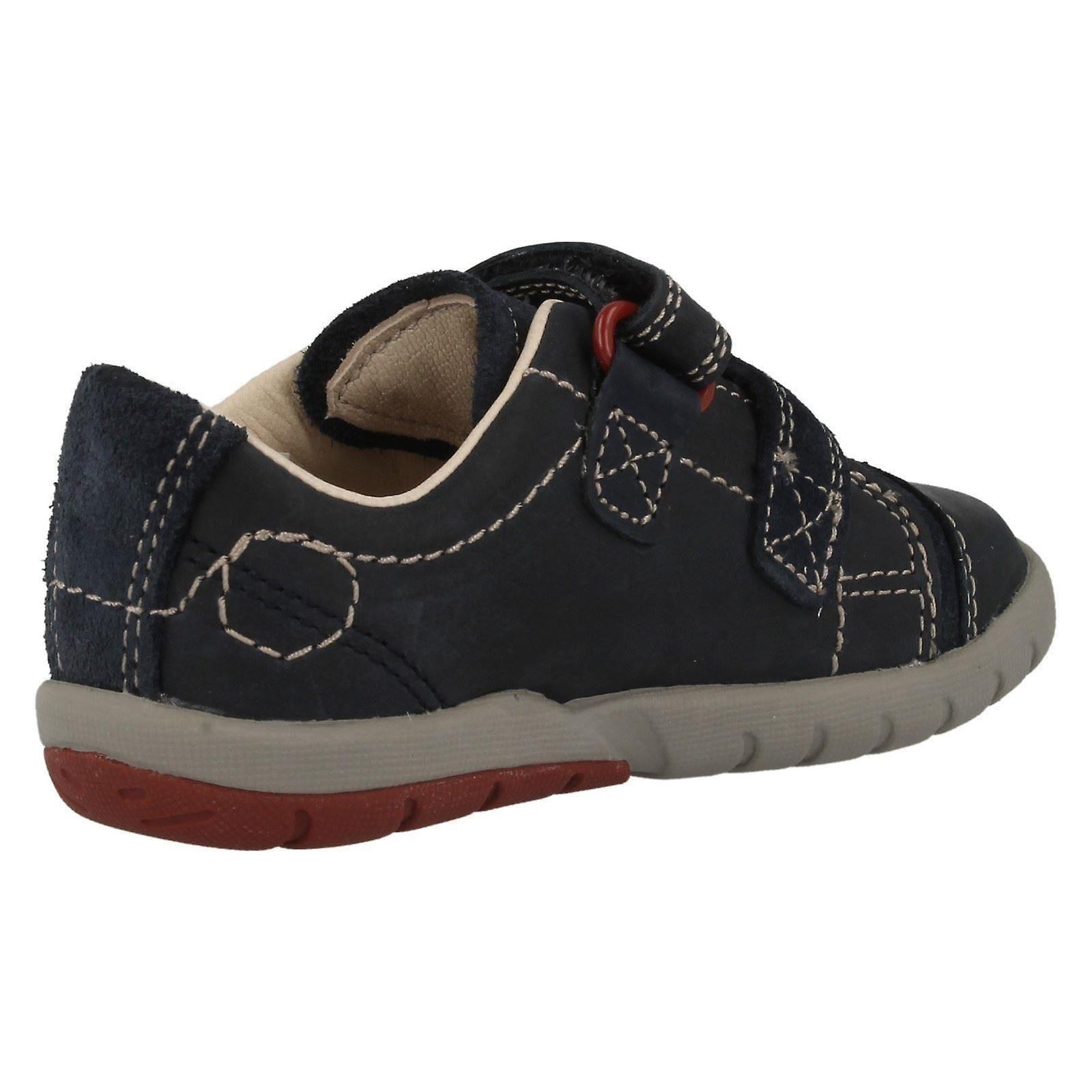 Chaussures Clarks Première Garçons Doucement Jet