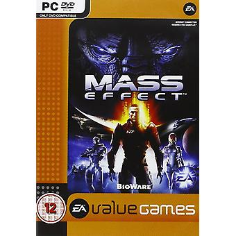 Mass Effect - EA waarde Games PC DVD