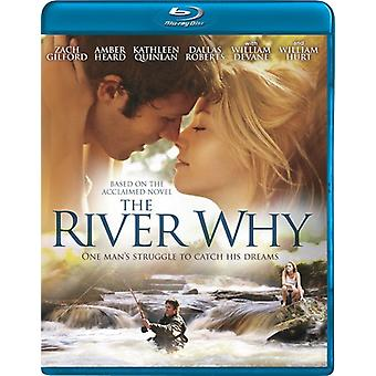 Den floden varför [Blu-ray] [BLU-RAY] USA import