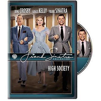 Høy samfunnet - High Society [DVD] USA importere