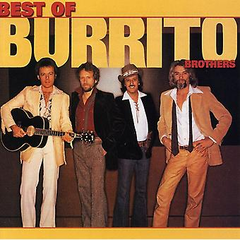 Burrito Brothers - Best of Burrito Brothers [CD] USA import