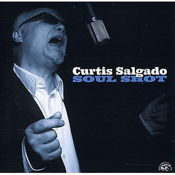 Curtis Salgado - Seele Schuss [CD] USA import