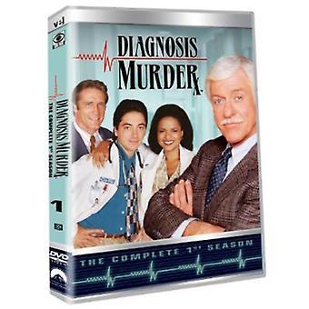 Diagnose Mord: Die komplette erste Staffel [DVD] USA importieren