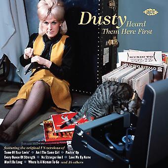 Various Artists - Dusty hoorde hen hier eerste [CD] USA importeren