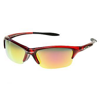 X-Loop Half Jacket Frame Sports Wrap Xloop Sunglasses