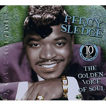 Percy Sledge - Golden Voice of Soul [CD] USA import