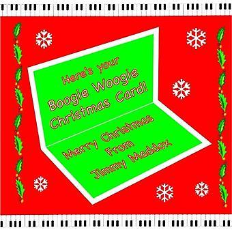 Jimmy Maddox - Boogie Woogie Joulukortti [CD] USA tuonti