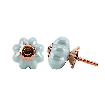 CGB Giftware Turquoise Melon Drawer Handle