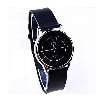 Formal Office Business Watch Black