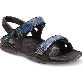 Merrell Boys Hydro Drift Casual Slingback Summer Beach Sandals