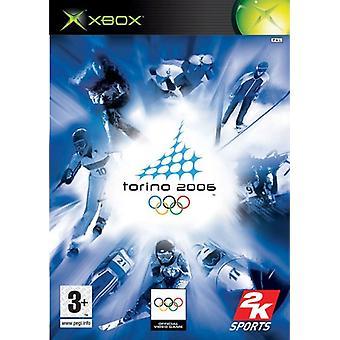 Torino 2006 Jeux olympiques d'hiver (Xbox) - Usine scellée