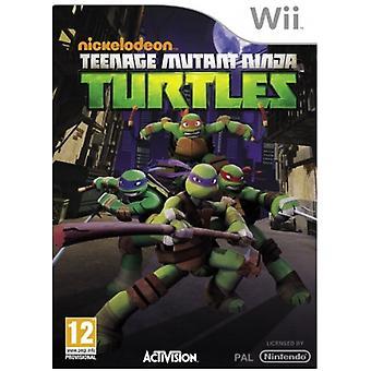 Teenage Mutant Ninja Turtles (Nintendo Wii)-fabriek verzegeld