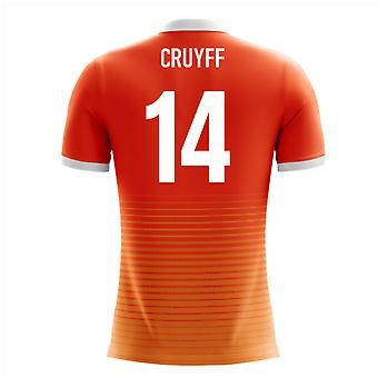 2020-2021 Holland Airo Concept Home Shirt (Cruyff 14)