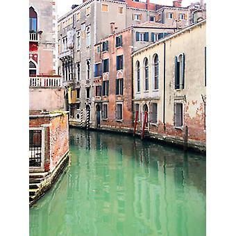 Venice View I Poster Print by Golie Miamee (20 x 26)