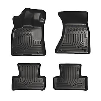 Husky Liners Front & 2nd Seat Floor Liners Fits 13-15 GLK250, 10-15 GLK350