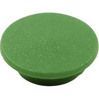 Cliff CL1742 Cover Green Suitable for K21 rotary knob 1 pc(s)
