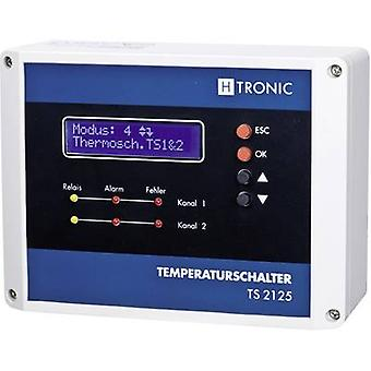H-Tronic TS 2125 multifunctionele thermostaat-55 tot 125 °C