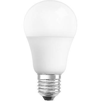 OSRAM LED (monochroom) EEC A+ (A++ - E) E27 Arbitrair 8,8 W = 60 W Warm wit (Ø x L) 60 mm x 110 mm dimbaar 1 pc(s)