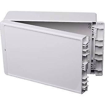 Bopla Bocube B 261709 ABS-7035 Wall-mount enclosure, Fitting bracket 170 x 271 x 90 Acrylonitrile butadiene styrene Grey-white (RAL 7035) 1 pc(s)