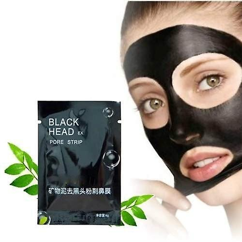 Blackhead Peel Off Mask- Large Pores Blackheads and Skin Blemishes - Pack  of 10