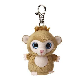 Luvee YooHoo Plush Monkey Clip On by Aurora - 29058