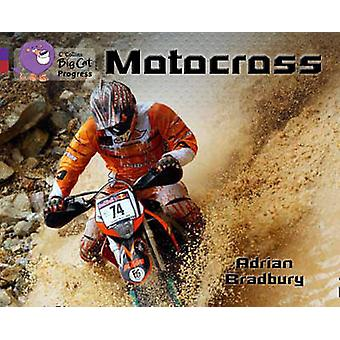 Motocross - Band 08 Purple/Band 14 Ruby by Adrian Bradbury - 978000749