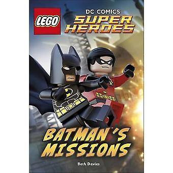 LEGO DC Comics Superhelden - Batmans Missionen von Beth Davies - 97802