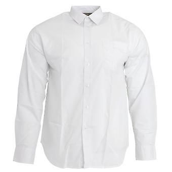 قميص مدرسة الأكمام الطويلة للبنين شيلدون