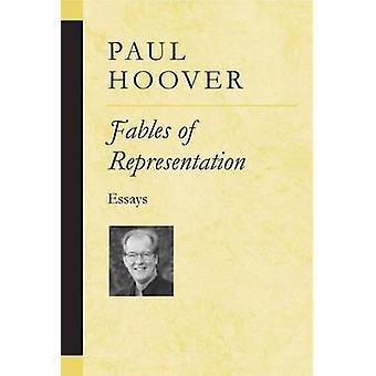 Fábulas de la representación - ensayos de Paul Hoover - libro 9780472068562