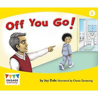 Vai-te embora! por Jay Dale - 9781406248562 livro