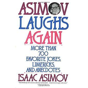 Asimov ríe otra vez: Más de 700 chistes, Limericks y anécdotas
