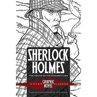 SHERLOCK HOLMES der Hund von Baskerville (Dover grafische Roman Classics) (Dover Graphic Novels)