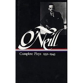 Eugene O'Neill: Complete Plays 1932-1943 (Library of America)