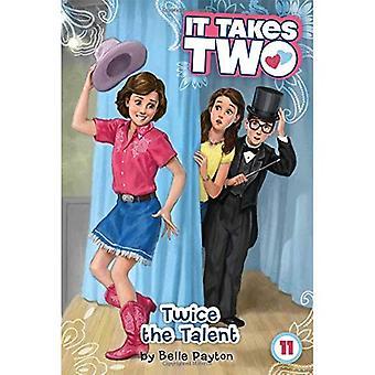 Duas vezes o talento (leva dois)
