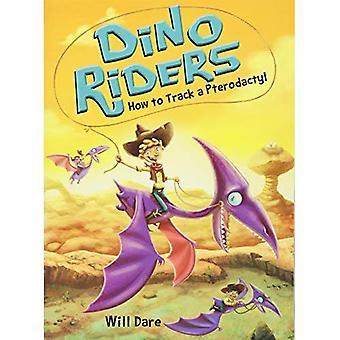 Hur att spåra en Pterodactyl (Dino Riders)