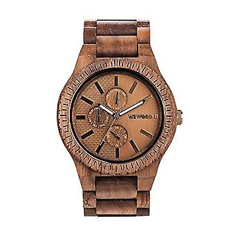 WEWOOD Analog quartz men with wooden Strap WW30004