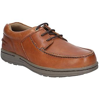 Hush Puppies Mens Winston Victory Mens Lace Up Oxford Shoes