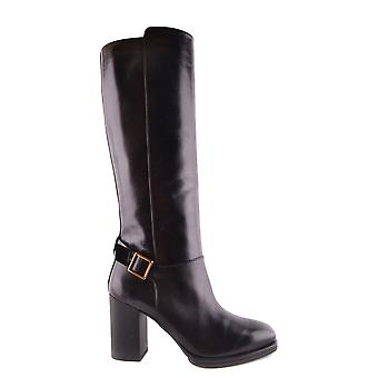 Tod's Xxw0up0i150004b999 Women's Black Leather Boots