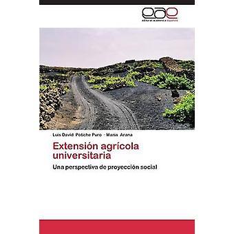 Extensina agrícola universitaria por Potiche Puro Luis David