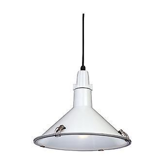 Firstlight-1 lys loft vedhæng hvid IP44-8313WH