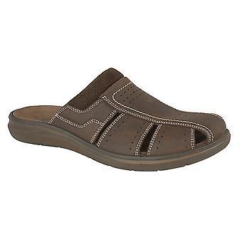 IMAC Mens Casual Mule Sandals