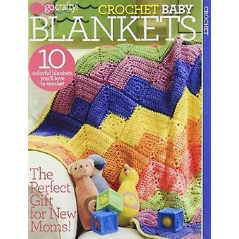 Crochet Baby Blankets - 10 Colorful Baby Blankets You'll Love to Croch