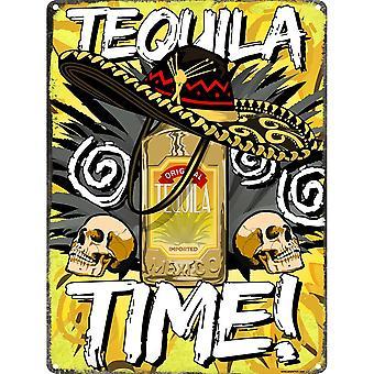 Grindstore Tequila temps signe d'étain