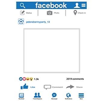 Facebook Selfie-kehys