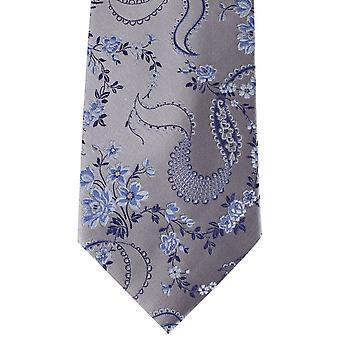 David Van Hagen Floral slips - grå